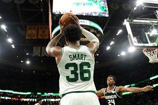 NBA: Smart shoots Celtics past Kings in last minute