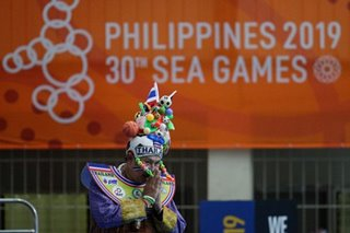 Athletes hopeful PH's SEA Games hosting will be successful