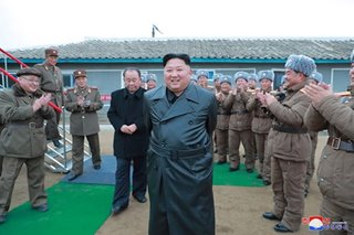 North Korea fires 2 'unidentified projectiles' on Thanksgiving