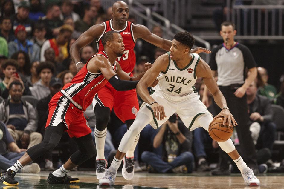 Nba Spurs Upset Kawhi Clippers Giannis Bucks Win 10th