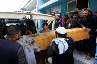 Japanese doctor, 5 Afghans killed in Kabul attack