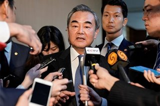 After 4 years, China's top diplomat visits South Korea to mend ties