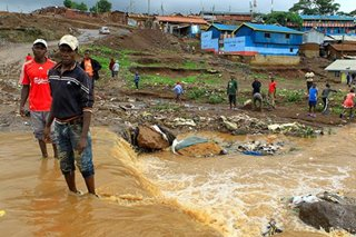 At least 265 dead in floods, landslides as rains batter East Africa