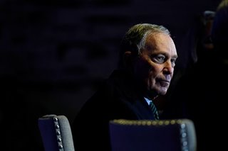 Bloomberg fires back at US election rivals criticizing his fortune