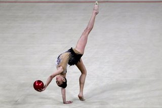 SEA Games: Dela Pisa delivers rhythmic gymnastics gold
