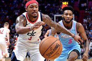 NBA: Butler's triple-double boosts Heat past Wizards