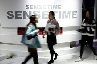 China's SenseTime expects $750-M revenue despite US ban -sources