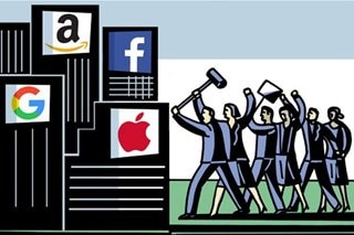 America's Top Foundations Bankroll Attack on Big Tech