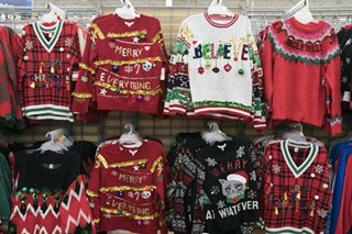 Walmart withdraws Christmas cocaine sweater