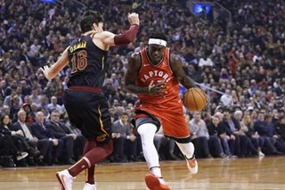 NBA: Raptors, Siakam shoot down hapless Cavs
