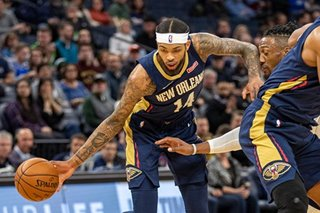 NBA: Pelicans handle Wolves, halt 13-game losing streak