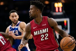 NBA: Heat snaps 76ers' home winning streak