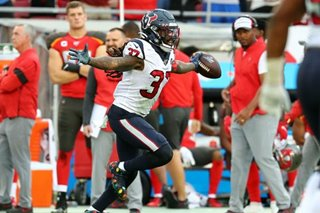 NFL: Texans top Buccaneers to win AFC South