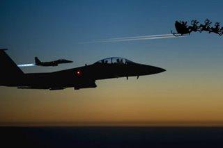 US military tracking Santa, any 'Christmas gift' from North Korea