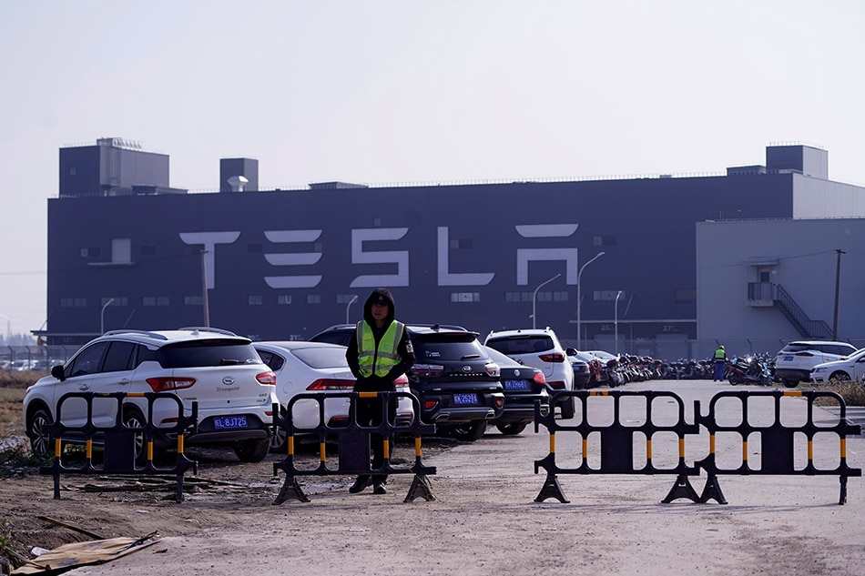 Tesla Schedules Deliveries of China-Made Model 3 Cars on December 30