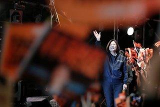 Sexist slurs mar Taiwan presidential elections