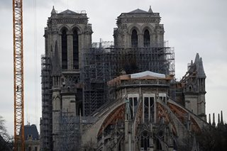 Eight months later, Notre-Dame cathedral still broken