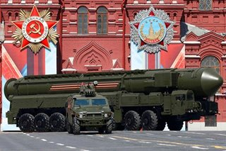Russia says it has deployed first hypersonic nuclear-capable missiles