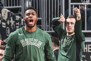 NBA: Bucks eke out win over Magic without Antetokounmpo