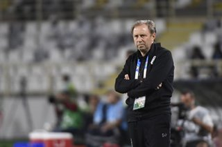 Thailand axe coach Rajevac after Asian Cup horror show