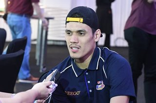 PBA: After going AWOL in Governors' Cup, Raymond Almazan ready to move on