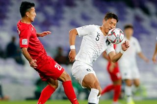2019 Asian Cup: Korea joins China in last 16, as Aussies recover