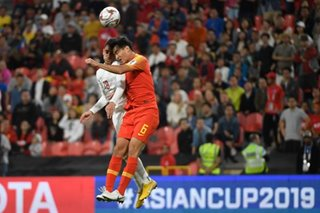 Azkals battle China