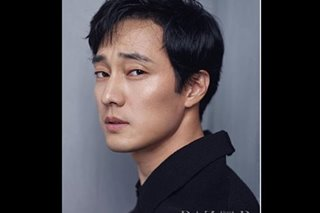 Korean actor So Ji Sub to meet fans in Manila in March