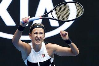 Australian Open: Ex-champ Victoria Azarenka dumped at first hurdle