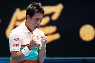 Nishikori comes through epic as Svitolina, Pliskova keep Slam dreams alive