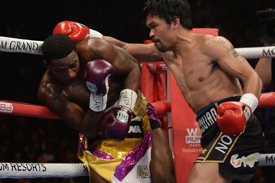 ANALYSIS: Based on Vegas showing, Pacquiao has what it takes to compete with younger generation