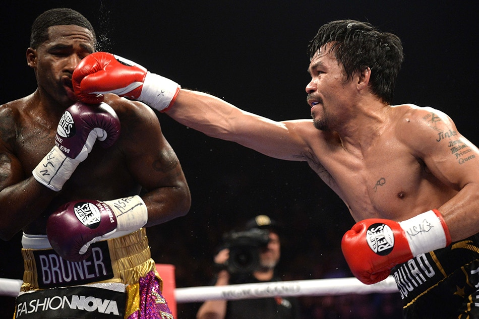 Pacquiao-Broner PPV sales hit 400,000, earn $30 million
