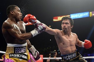 The ANC Brief: Pacman victorious