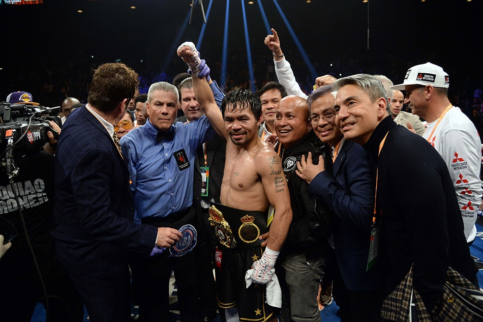 ANALYSIS: Pacquiao's recent success a result of evolving into complete boxer