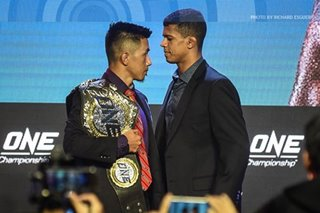 MMA: Defeat of Team Lakay brother fuels Geje Eustaquio ahead of ONE title fight