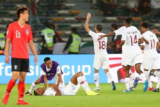 Asian Cup: Qatar stun South Korea to reach semifinals