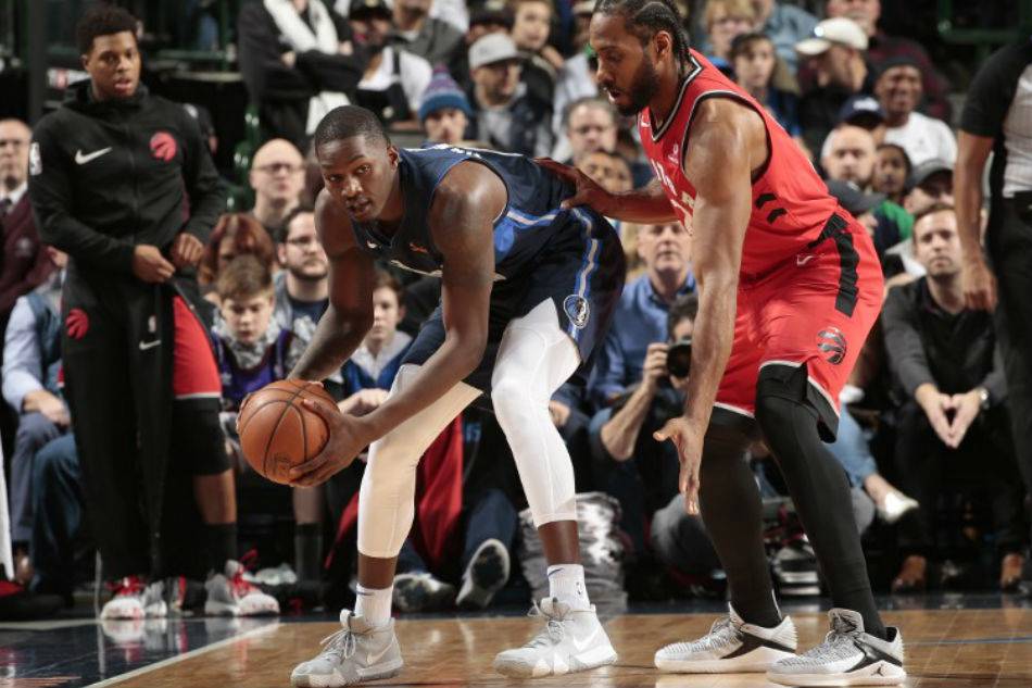 Doncic gets his 2nd Triple-Double, Raptors beat Mavericks 123-120