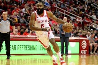 NBA: Harden has 40 as Rockets rally to beat Magic