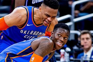 NBA: Schroder's big fourth drives Thunder past Magic