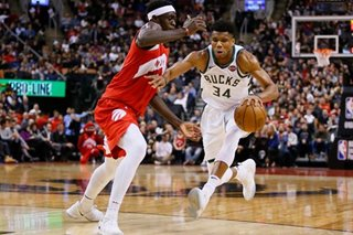 NBA: Bucks take season series from Raptors