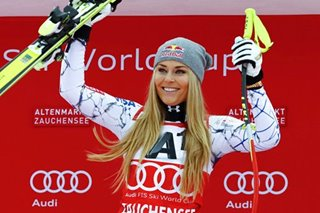 Alpine skiing: Lindsey Vonn to retire after long-running injury woes