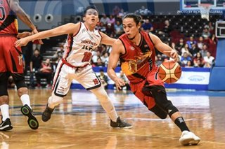 PBA: Terrence Romeo na-injure sa tune-up game