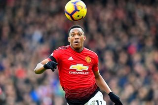 Football: Martial lifts resurgent Man United into top 4