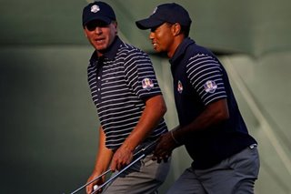 Golf: Couples, Stricker and Johnson to assist Woods at Presidents Cup