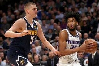 NBA: Jokic, Nuggets nip Kings in last second