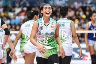 La Salle rookie gets passing marks in UAAP debut