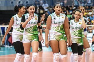 UAAP: Starting spot is worth the wait for La Salle's May Luna