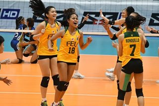 UAAP: Long way to go for FEU, says Malabanan after opening day win