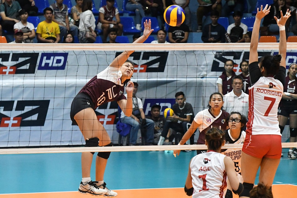 UAAP: UP's Molde hopes to play in crucial match vs. FEU
