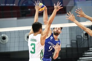 UAAP: Comebacking Koyfman ready to take the lead for Ateneo